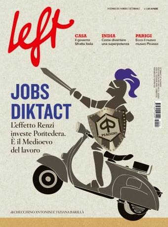 left cover n.2 24 gennaio 2015