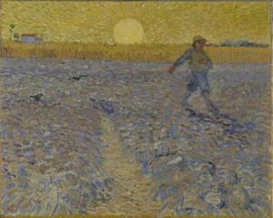 Van Gogh, seminatore