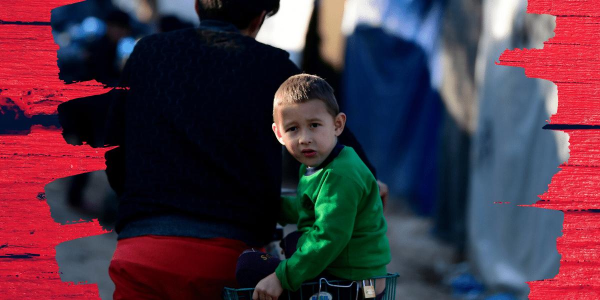 Un inverno a Lesbo nel campo profughi Moria | Left